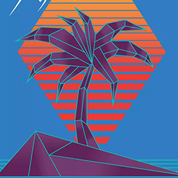 Islander Shirt — Shirt graphic for my fraternity's week long charity event. Made using Illustrator.